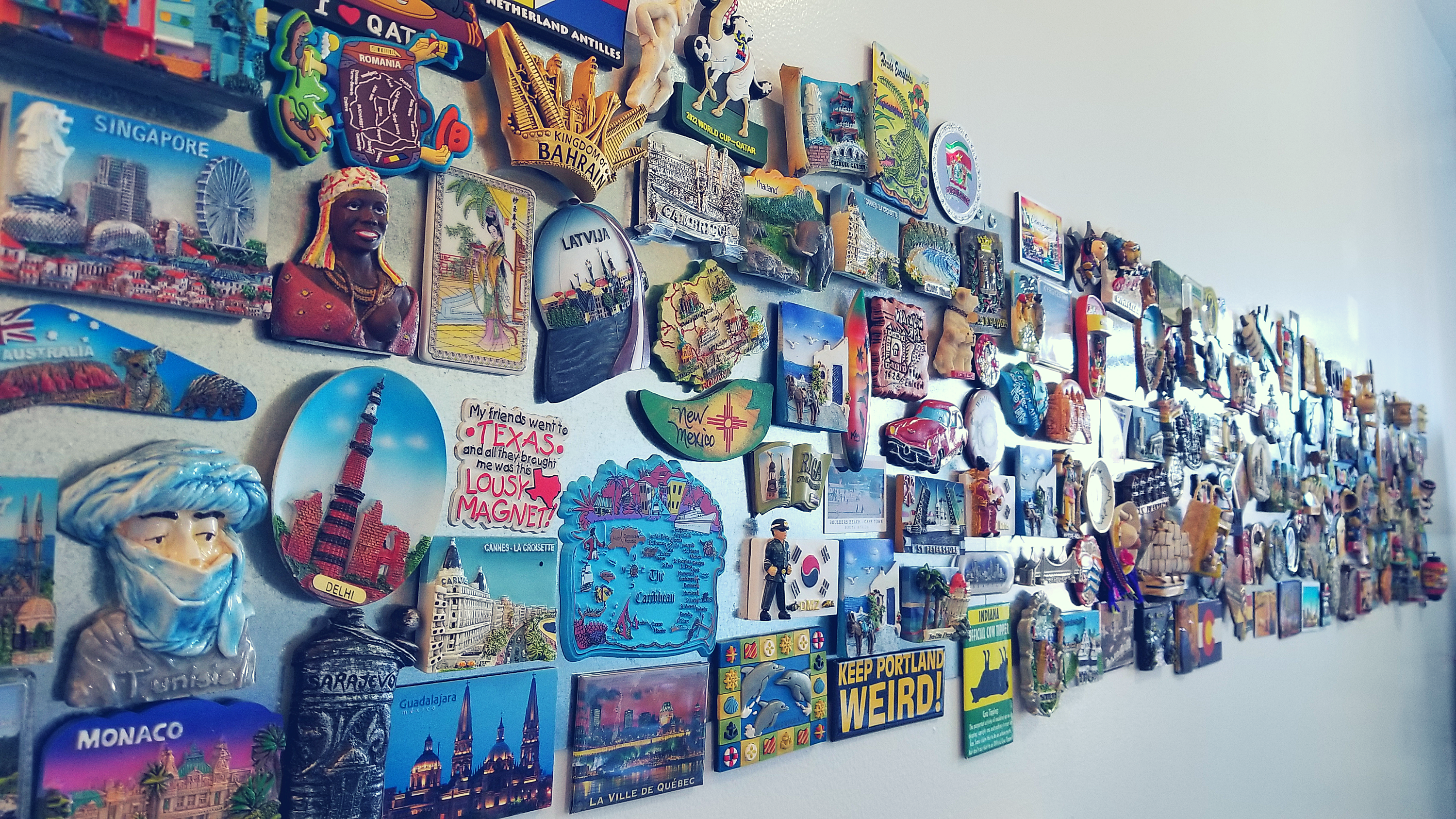 Magna's Magnet Wall - My DIY Display   The Official Website